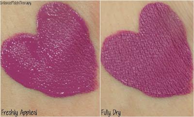 LA Splash Velvet Matte Liquid Lipstick | Flix n Chill