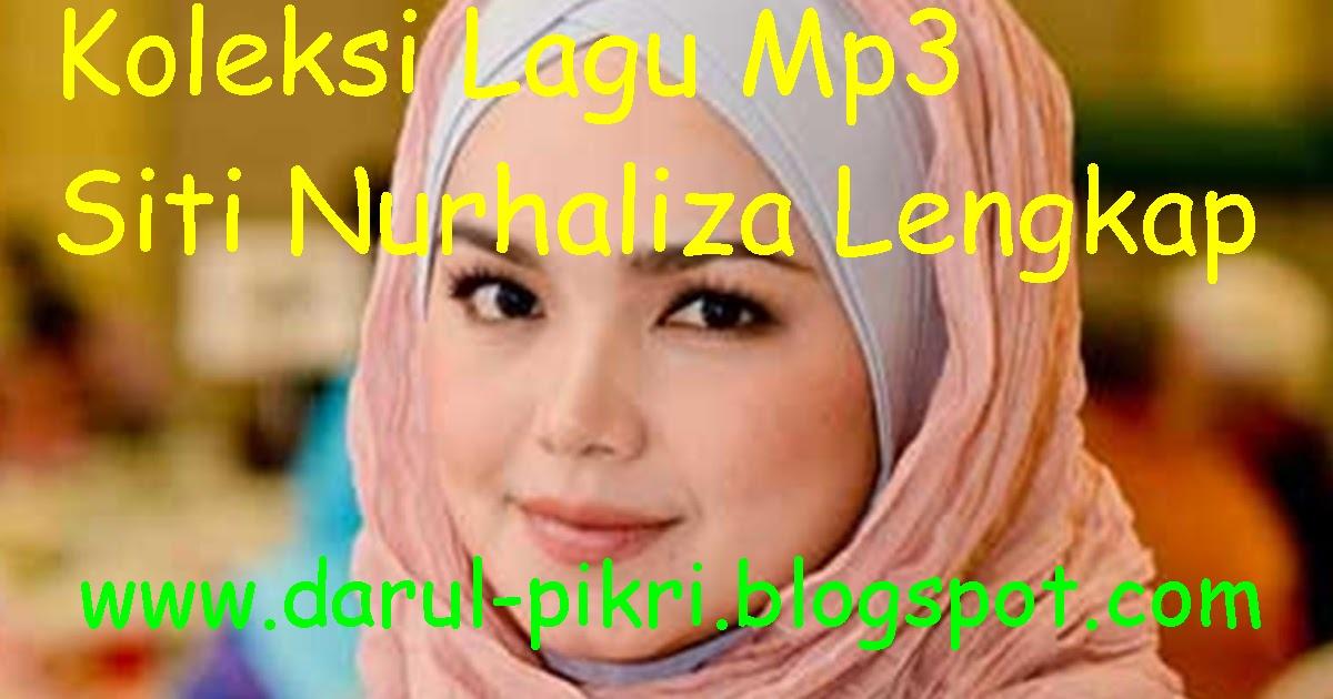 Koleksi Lengkap Siti Nurhaliza