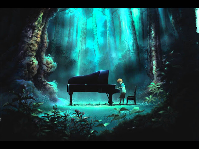 Piano no Mori Subtitle Indonesia Batch