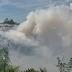 El Gran Santo Domingo amanece cubierto de humo del vertedero de Haina
