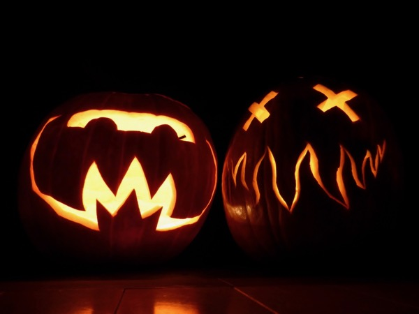 Halloween pumpkin carving ideas from this year and last... ~ Jason ...