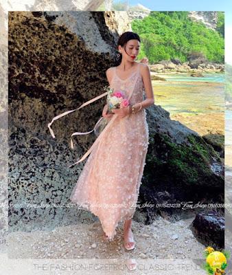 Shop váy maxi đi biển tại Nam Từ Liêm