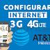 AT&T México: Configurar APN Internet 3G/4G LTE Android 2018
