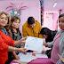 Entrega IPDM becas a madres jóvenes y adolescentes embarazadas de Ixtapaluca