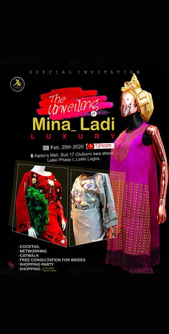 Mina Ladi Opens Shop In Lekki