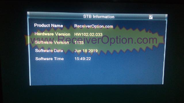 ALI3510C HW102.02.033 HD RECEIVER CLINE & TEN SPORTS OK NEW SOFTWARE