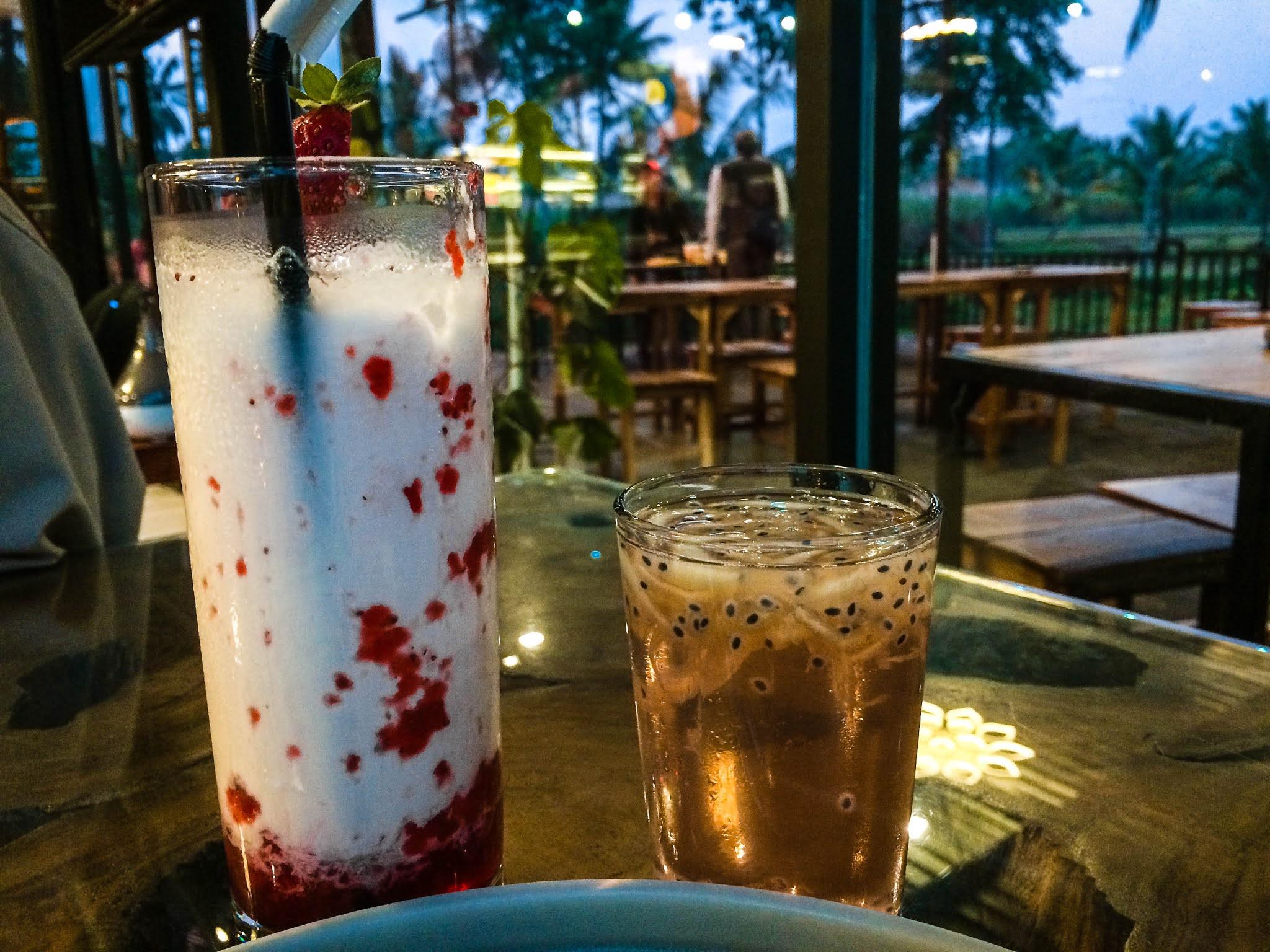 Senja Cafe Jember Review