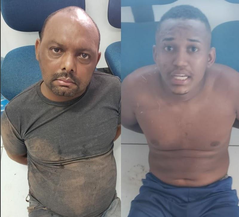 Assaltantes de Trizidela do Vale se dão mal depois de praticar assalto em Santo Antônio dos Lopes
