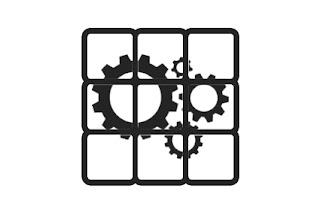kondisi rubik setting icon