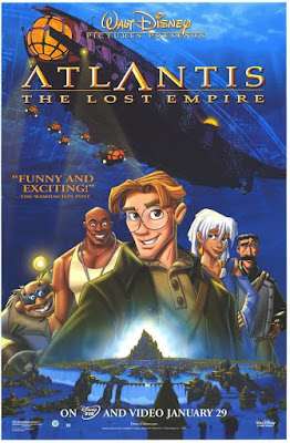 Atlantyda: Zaginiony Ląd (2001)