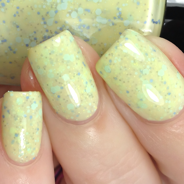 Scofflaw Nail Varnish-Citrus Cures Scurvy