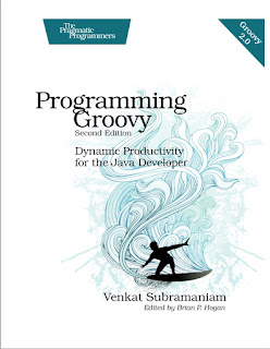 Groovy book for experienced developers