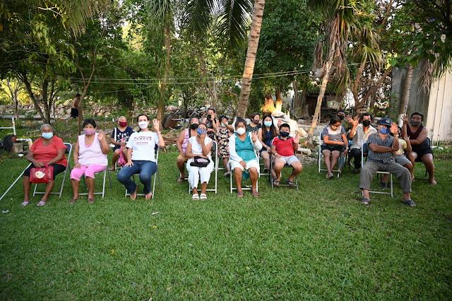 Fortaleceremos la justicia para mujeres indígenas: Geovanna Campos