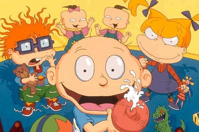 """Paramount contrata diretor para live-action de """"Rugrats: Os Anjinhos"""""""