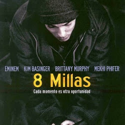 Poster 8 Mile 2002