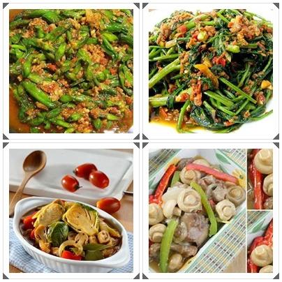 Olahan Sayuran