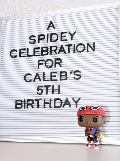 A Spidey celebration