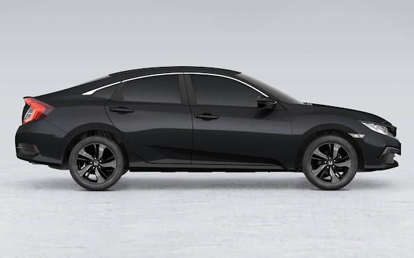 Honda Civic 2021: preços, fotos e versões - detalhes
