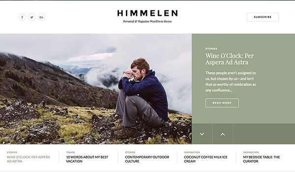 himmelen-blog-wordpress-theme