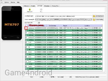 SP Flash Tool v5.1520 (Free Flash) - Game 4ndroid