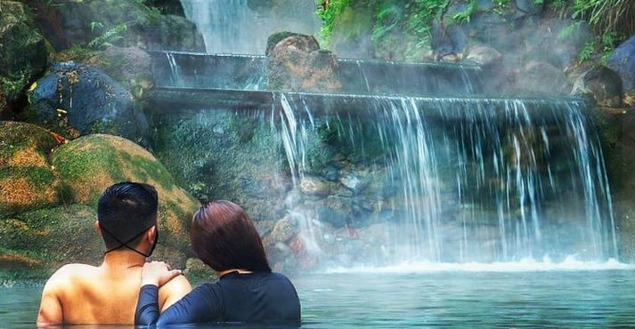 Sari Ater, Pemandian Air Panas Alami yang Dikelola Profesional