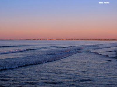 Praia do Cassino Manhã Cedo