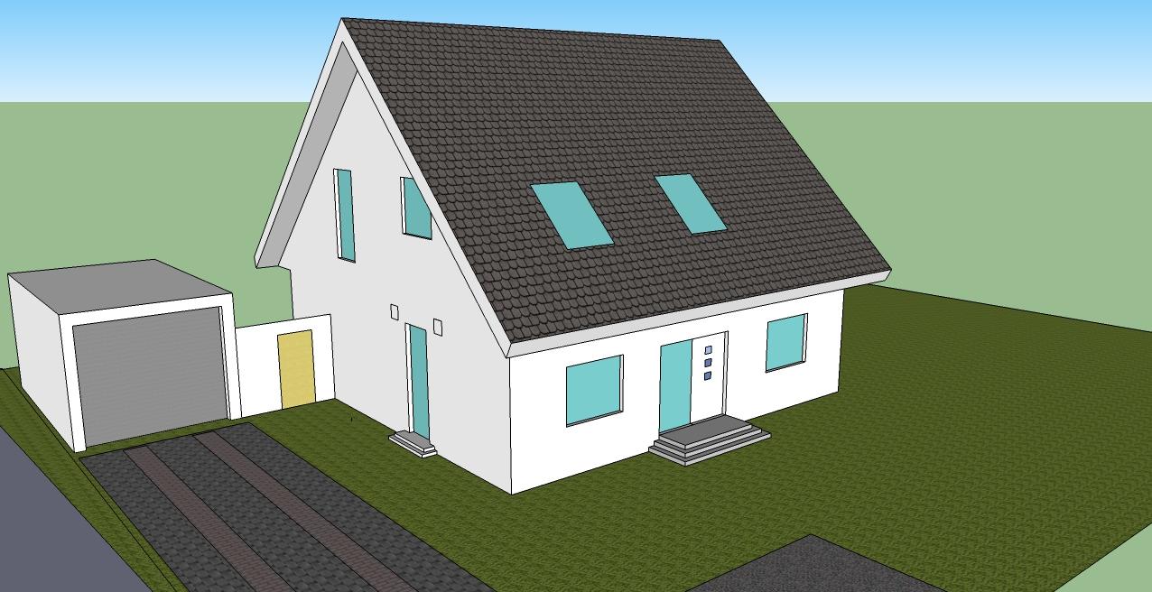 familie kundts allkauf haus das architektengespr ch teil 2. Black Bedroom Furniture Sets. Home Design Ideas