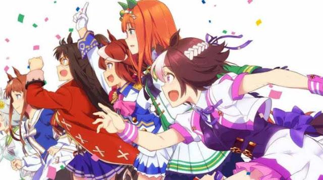 Uma Musume: Pretty Derby - Daftar Anime Sport terbaik Sepanjang Masa