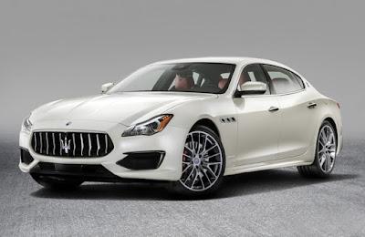 Maserati Quattroporte Models