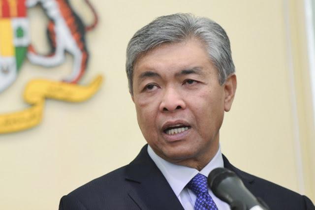 'Patut dakwa kes membunuh, bukan perhimpunan haram' kata Zahid