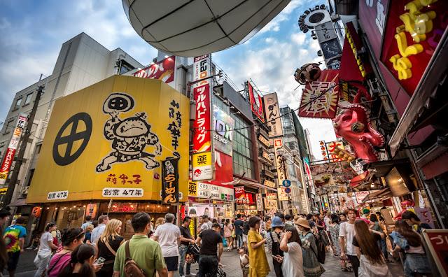 Osaka :: Canon EOS5D MkIII | ISO400 | Canon 17-40@17mm | f/4.0 | 1/250s