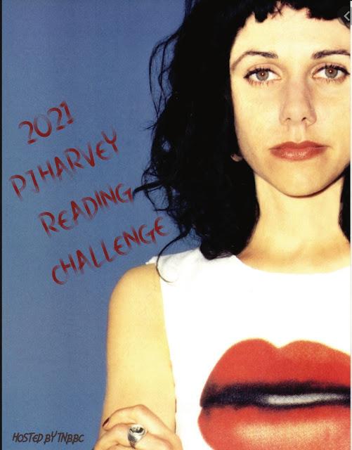 PJ Harvey (2021) Reading Challenge