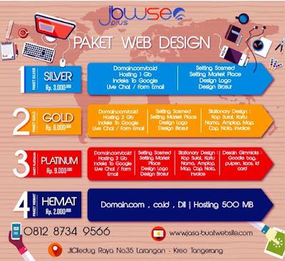 Jasa Buat Website, Jasa Pembuatan Website, Jasa Menaikan Website