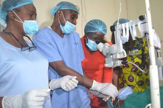 Abiodun's Two Years Strides in Ogun Health Sector