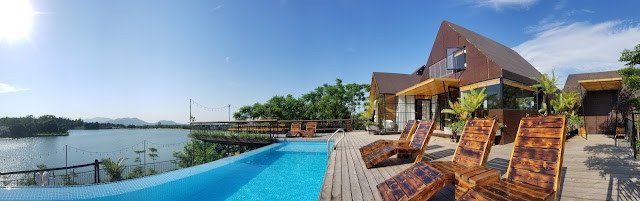 bomoho Retreat hồ Miễu