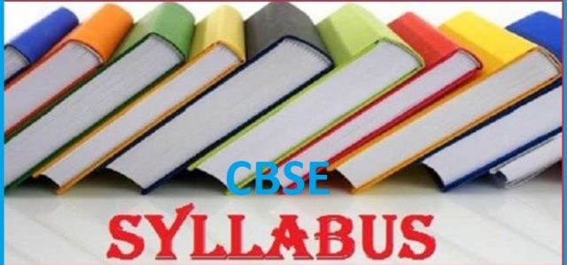 CBSE Class 12 Linear Programming Syllabus