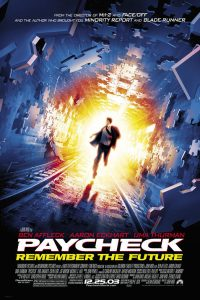 Paycheck 2003 Full Movie Download in Hindi 480p