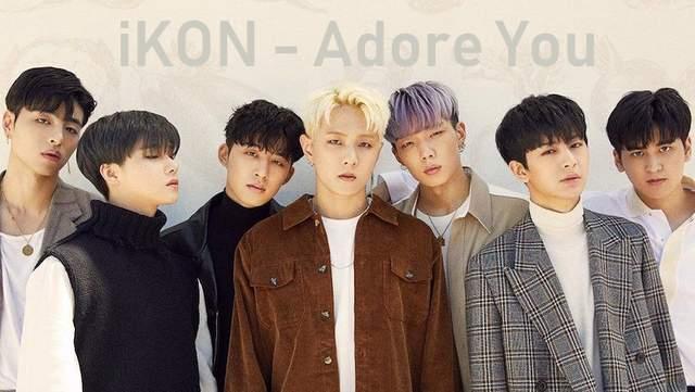 iKON - Adore You dan Artinya