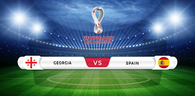 Georgia vs Spain Prediction & Match Preview