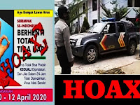 Termakan Berita Hoax Lock Down 3 Hari, Warga Pangkep Borong Sembako di Pasar