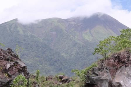 Gunung Api Gamalama