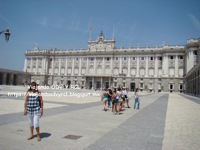 Que hacer, a donde ir, que visitar en Madrid. Palacio Real de Madrid