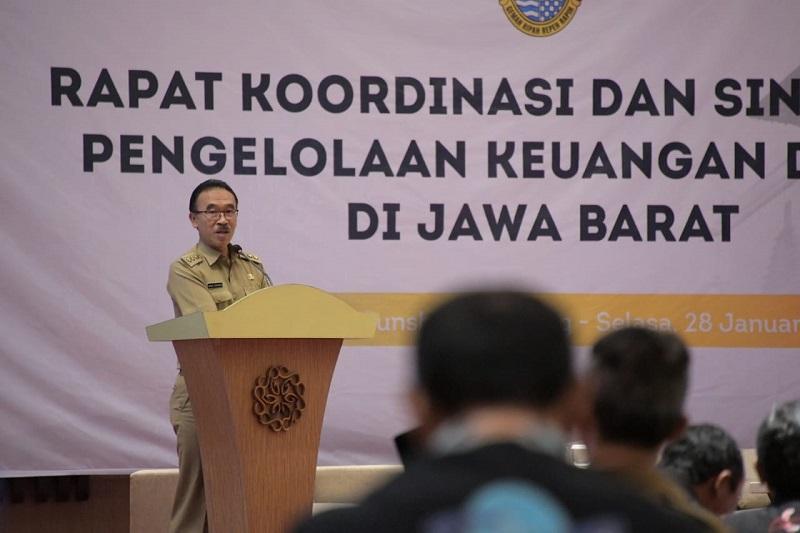 Tiga Indikator untuk Mengatur Kualitas Pengelolaan Keuangan Daerah di Jabar