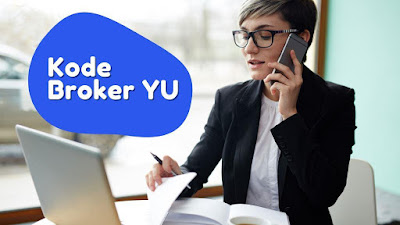kode broker yu