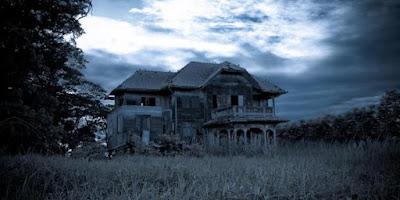 ciri ciri ada hantu di dalam rumah