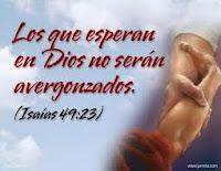 Es Jesucristo quien te lleva de la mano