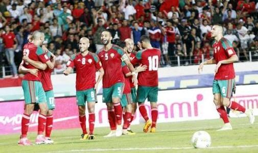إليم. CAN-2021: المغرب يتفوق على جمهورية إفريقيا الوسطى