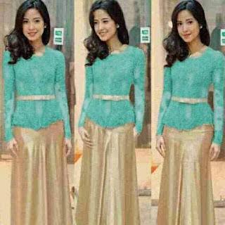 model kebaya trend 2019
