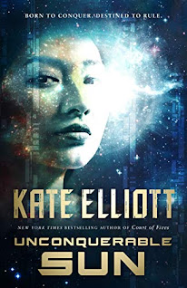 unconquerable sun by kate elliot