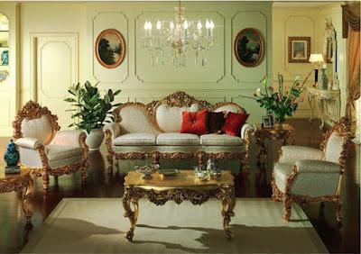 Hasya Art Furniture Jepara Living Room
